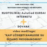 AutoCad, 3Ds Max  KURSAI INTERNETU
