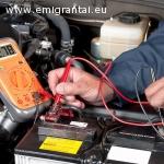 Autoelektriko paslaugos