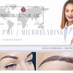 Baziniai antakių Microblading ir mikropigmentacijos makiažo mokymai