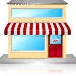 Darbas degalinėja Deli ar Shop