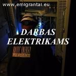 ELEKTRIKAMS - Siūlome darbą užsienyje