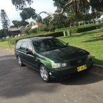 Ford Falcon Station Wagon NSW Rego