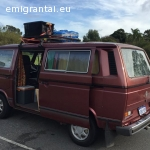 I have to sell my Camper Van TonTon