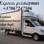 Krovinių pervežimas ir gabenimas vykdomas visose Europos šalyse