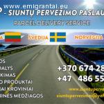 Lietuva - Norvegija - Lietuva