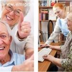 Neįgaliųjų ir vienišų senelių lankymas, priežiūra ir globa