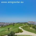 Parduodamas naujos statybos 3 kambarių butai Ispanijos pietuose