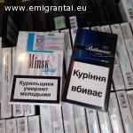parduodu cigaretes