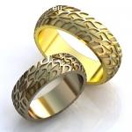 Rankų darbo Vestuviniai Žiedai gamintojo kainomis!