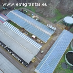 Saulės baterijų montuotojai