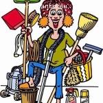 Siūlome ilgalaikį darbą namų valymuose
