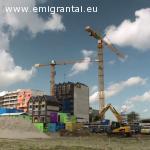 Statybiniams projektams Nyderlandų Karalystėje reikalingi profesionalūs statybininkai.